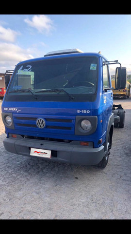 VW 8-150 Plus 2012 Chassi