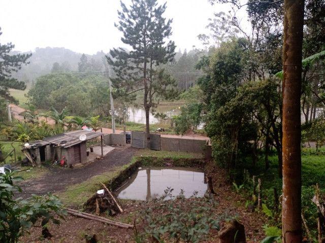 Chácara com lago frente a represa 127 mil reais - Foto 2