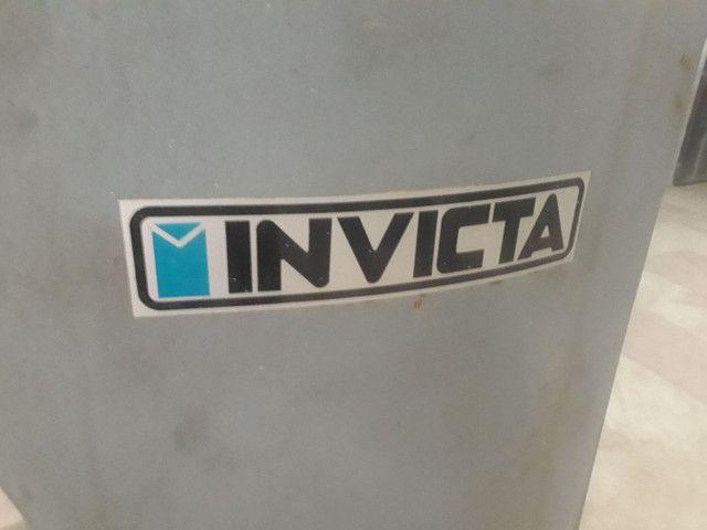 Vende-se copiadora superior industrial  zerada da invicta         - Foto 4