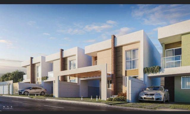 Casa com 2 quartos - nova iguaçu ao lado do shopping no Residence da pedreira - Foto 2