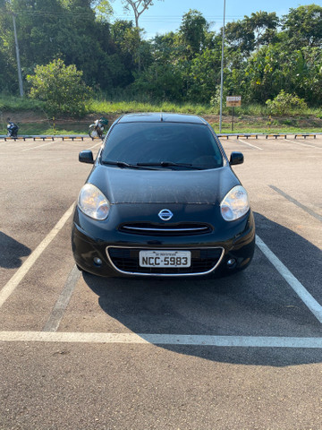 Nissan March 1.0S 16V completo