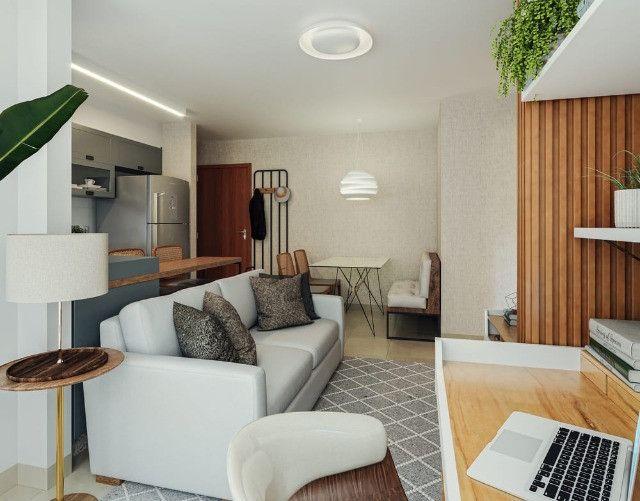 Apartamento Parque Cascavel 2 Quartos 1 suite - Foto 3