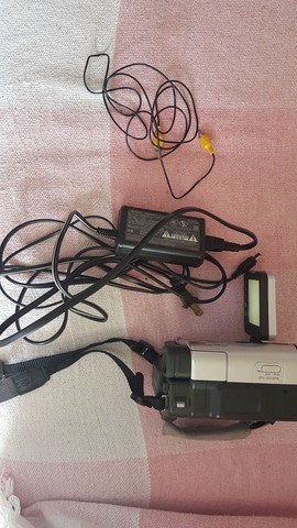 câmera de vídeo analógica  - Foto 2