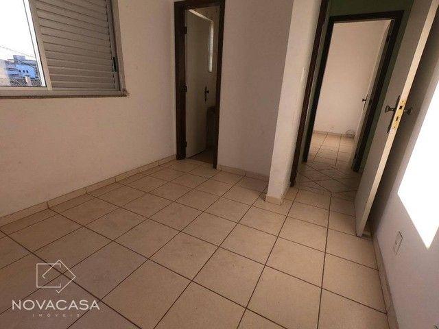 Apartamento Garden com 3 dormitórios para alugar, 97 m² por R$ 1.485/mês - Heliópolis - Be - Foto 11