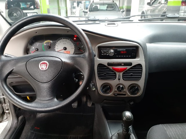 Fiat Palio Economy completo+gnv - Foto 6