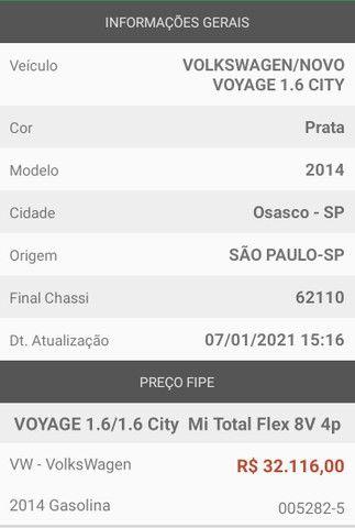 Voyage 1.6 city. 2014 - Foto 7