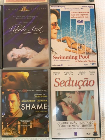 Pack com 16 DVDS - Foto 3