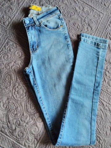 Calça jeans tm 36 - Foto 2