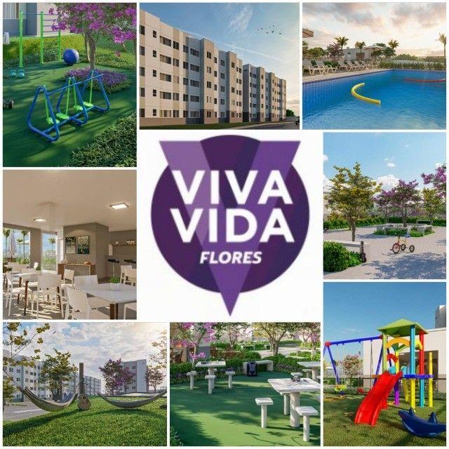 Vendo Apartamento no Viva Vida Flores com 2 quartos  - Foto 7