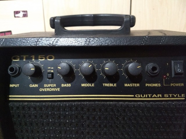 Amplificador Sheldon Gt 150 - 15w - Foto 3
