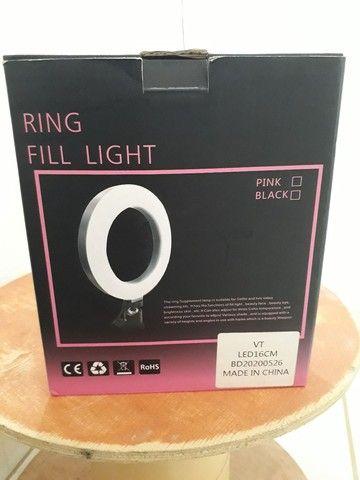 Ring fill light  - Foto 4