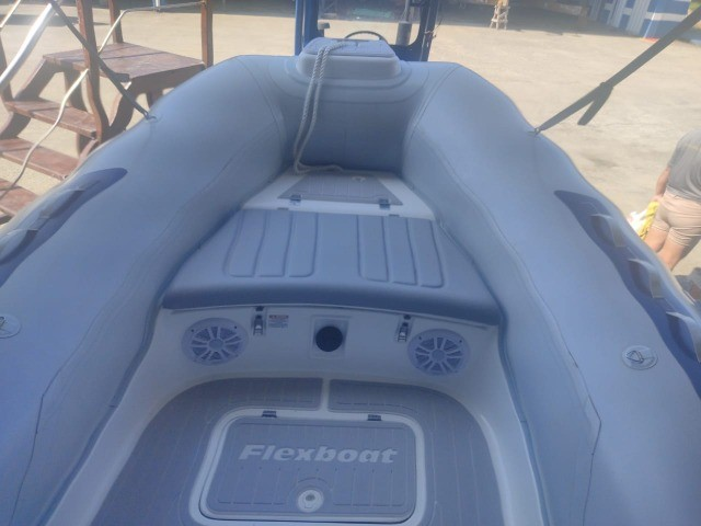 bote flexboat sr-500 gII lx - Foto 19