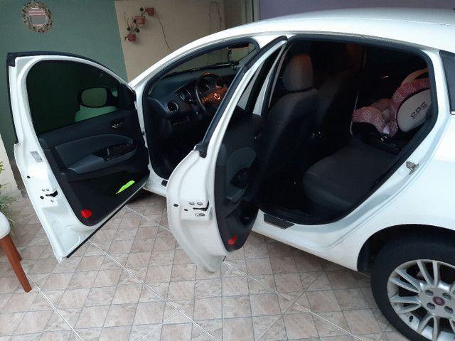 Fiat Bravo Essense Branco 2013