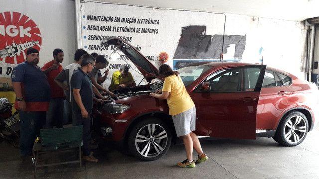 Cursos Práticos - Curso de Elétrica/Injeção Eletrônica e Manutenção de Motor Automotivo