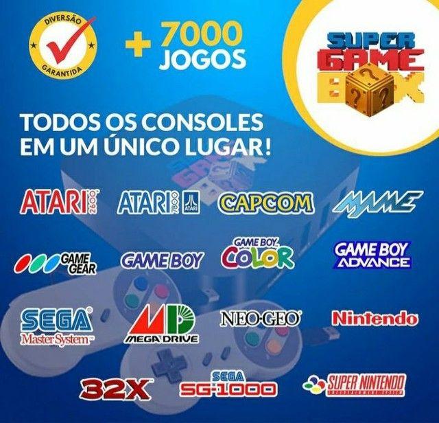 Super GAME BOX - Foto 2