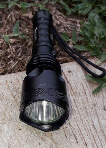 Lanterna de Led Recarregável Tática - Foto 4
