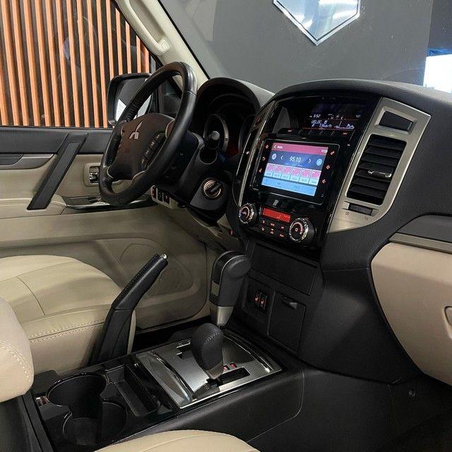 Mitsubishi Pajero HPE FULL DIESEL 3.2 4x4 7 lugares 2019 - Foto 9