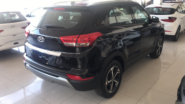HYUNDAI CRETA SMART PLUS 1.6 AT 20/21 - Foto 5