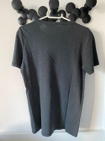 Camiseta cinza Snoop Dogg original - Foto 4