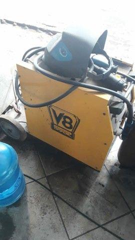 Autorizadas V8 Brasil-- Gamma--Worker--SM Equipamentos - Foto 3