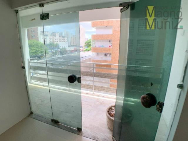 Apartamento com 3 suítes para alugar, 200 m² por R$ 1.700/mês - Dionisio Torres - Fortalez - Foto 11