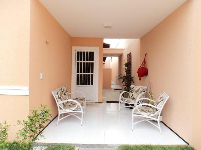 Linda Casa com 3 dormitórios à venda por R$ 420.000 - Henrique Jorge - Fortaleza/CE - Foto 2