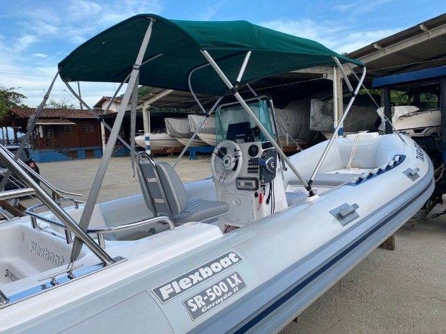 bote flexboat sr-500 gII lx - Foto 11