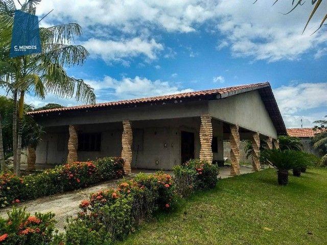 Casa com 2 dormitórios à venda, 700 m² por R$ 495.000,00 - Tabajara - Aquiraz/CE - Foto 2