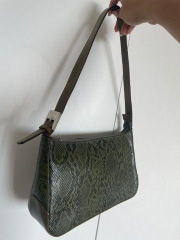 Vendo bolsa em couro