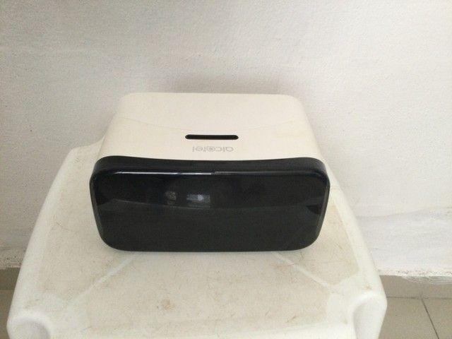 Óculos VR Alcatel