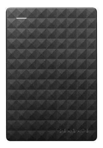 Disco Rígido Externo Seagate Expansion Stea4000400 4tb Preto - Foto 3
