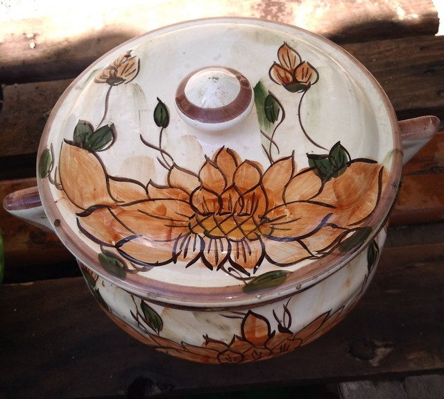 Sopeira  porcelana antiga  - Foto 5