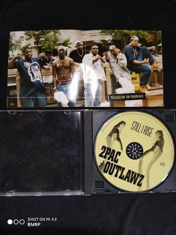 CD 2Pac + Outlawz - Foto 3