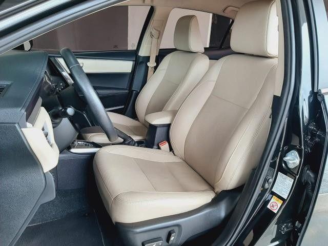 Toyota Corolla Sedan Altis Automático 2017 Emplacado 2021 Toyota - Foto 10