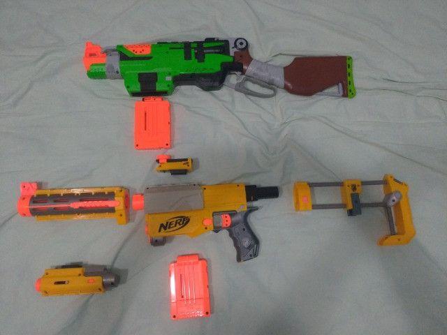 Nerf (usadas)