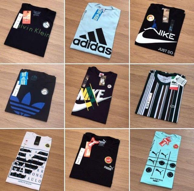 Camisas Multimarcas - Foto 5