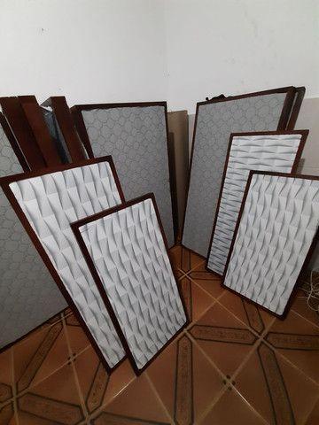 Vendo Painél Acústico  120x60  Novos