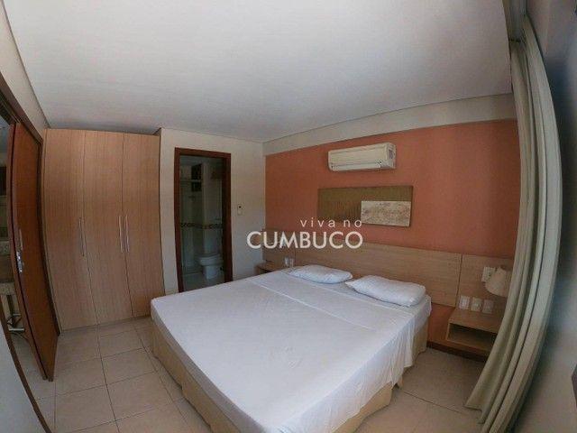 Apartamento com 1 dormitório à venda, 46 m² por R$ 285.000,00 - Cumbuco - Caucaia/CE - Foto 6