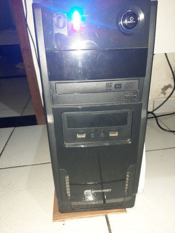 CPU teclado e mouse  - Foto 2