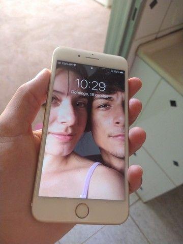 iPhone 7 plus 128GB (3lagoas) - Foto 2