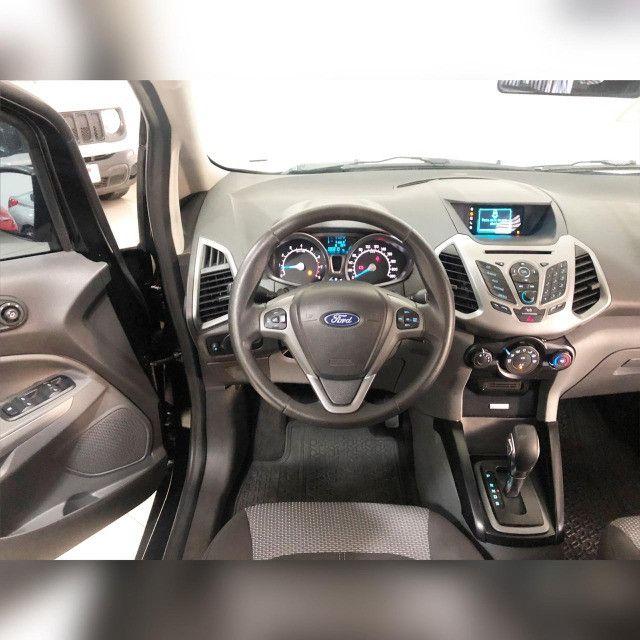 Ford Ecosport 1.6 16v Se Flex Powershift 5p - Foto 9