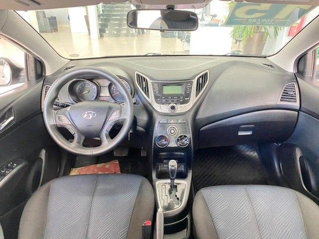 Hyundai Hb20S  Confort Plus 1.6 Automatico  2015!!!! - Foto 9