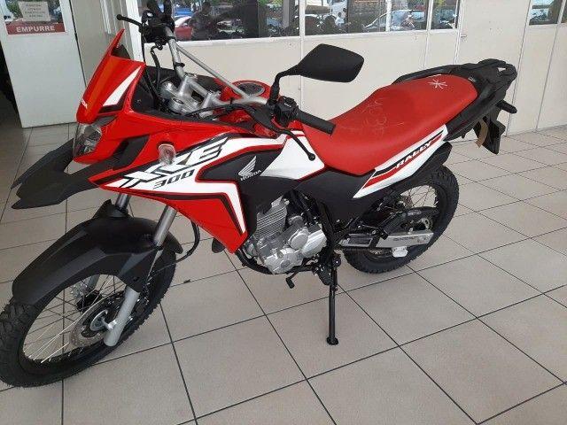 moto honda xre 300 abs modelo 2021 - Foto 2