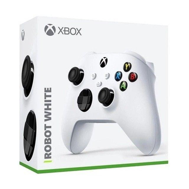 Controle Sem Fio Xbox - Branco - Foto 2