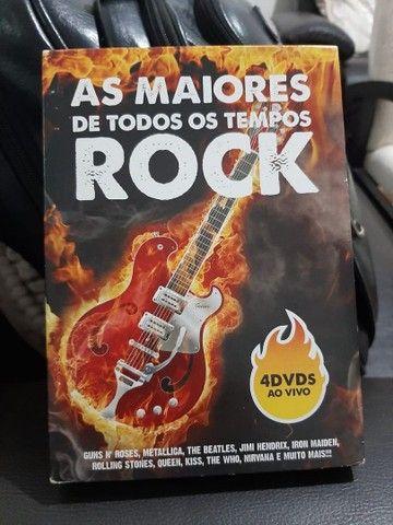 DVD - ROCK