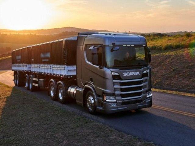 Caminhão Volvo Fh 540 6x4 Canelinha Carreta Rodotrem Graneleiro