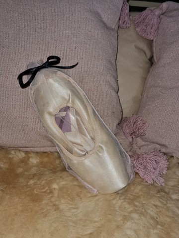 Sapatilhas ponta Ballet