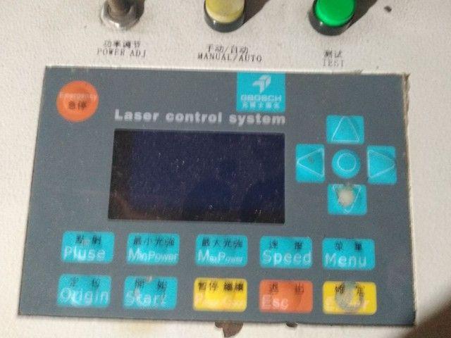 Máquina de corte e gravação a laser CO2  80w - Foto 4