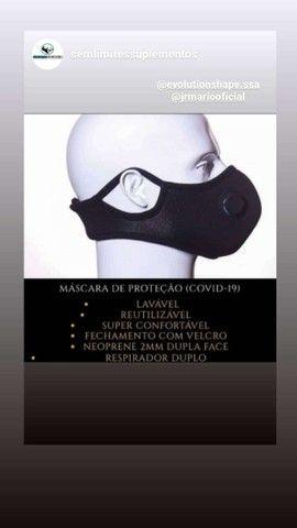 Máscaras esportivas  - Foto 3