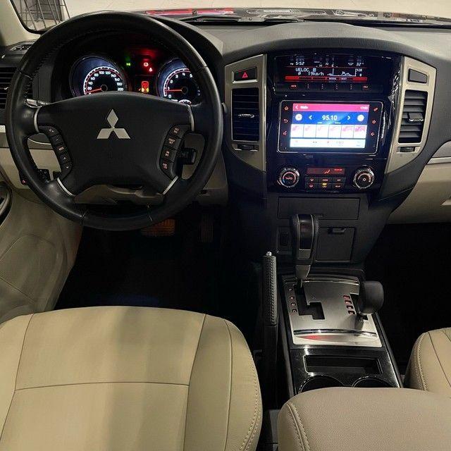 Mitsubishi Pajero HPE FULL DIESEL 3.2 4x4 7 lugares 2019 - Foto 6
